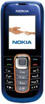 NOKIA 2600 classic, 0.3 МП, FM, MP3, Bluetooth, GPRS, 32Mb. midnight blue