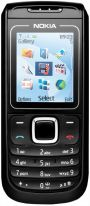 NOKIA 1680 classic, 0.3 МП, MP3, Bluetooth, GPRS, EDGE, 32Mb. black
